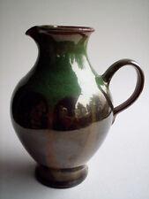 Keramik Vase Krug Erhard Goschala Meuselwitz Studiokeramik art pottery vintage