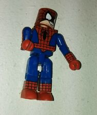 Spiderman Minimates partially masked  Free Shipping loose