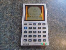Pachinko Casio pg-200 VINTAGE CON LCD GAME & CALCULATOR RARA palmare 1983