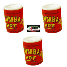 Zumba Pica Hot'n Spicy chili mix 3x1.06-oz Mexican candy