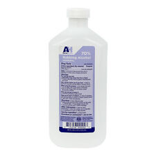 AH 70% Rubbing Alcohol Isopropyl First Aid Antiseptic AH-90002H 16oz - 1 PC