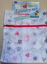 New Disney Mickey Mouse Laundry Net Retangular Shape Japan Limited Large size