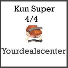 Genuine Kun Super  Violin  Shoulder Rest  4/4