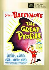 The Great Profile DVD (1940) - John Barrymore, Mary Beth Hughes, Anne Baxter