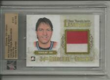 12/13  Ultimate Patrick Roy Enshrined 34th National Superbox Memorabilia 1/1