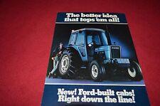 Ford Tractor Cabs For 1976 Dealer's Brochure YABE8