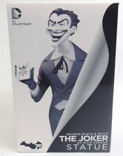 DC Comics Batman Black And White Joker Statue by Dick Sprang NIB Ltd Ed of 5200