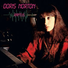 "Doris Norton:  ""Raptus""  +  Bonusvideo  (Digipak CD Reissue)"