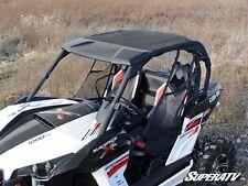 Super ATV Bimini Soft Top with Visor Can-Am Maverick-Commander Convertible Roof