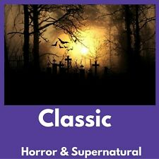 Horror, Fantasy, Ghost Stories e-Book Collection -- Kindle, eReader, Nook + FREE