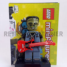 LEGO Minifigures - Monster Rocker - col222 - Collectibles Omino Series 14