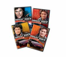 Knight Rider: Complete Original Series 1 2 3 4 Box/DVD Set(s) Hasselhoff NEW!
