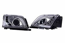 1989 - 2002 for Mercedes R129 SL500 SL Head Lamp Light Chrome Left Hand Driver