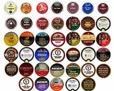 Custom Variety Pack Bold Coffee Single Serve Cups for Keurig K Cup Brewers Sampl
