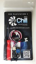 Prevent Playstation 3 YLOD w/ Adjustable Fan Mod - SUPER SLIM FAT - PS3 EZ Chill