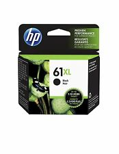 HP 61XL Black (CH563WN) High Yield Ink Cartridge, New in Retail Box !!!