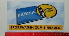 Aufkleber/Sticker: Bilstein Gasdruck Stossdämpfer (290316203)