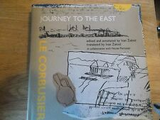 Le Corbusier; Zaknic, Ivan ed & trans / Journey to the East Architecture 1st ed