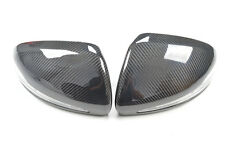 Carbon Fiber Replacement Mirror Cover Fit for Mercedes Benz W205 W222 2014-2015