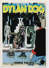 STICKER DYLAN DOG copertina n. 48 horror paradise official stickers collection