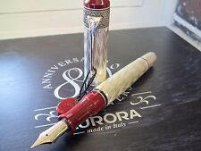 Aurora 80th Anniversary Limited Edition fountain pen MIB