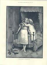 1892 One More Kiss Little Cinderella Plea For Clapham