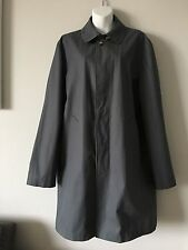 NWT PAUL SMITH LONDON 100% COTTON TRENCH COAT SHORT MAC SIZE L