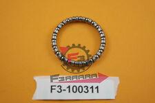"""F3-100311 """"GABBIE Sfere per Serie Sterzo Ciclo 1/8"""""""" X 22  Bicicletta Bici Ciclo"""