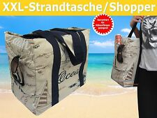 Nähanleitung XXL-Strandtasche, Tasche nähen für Anfänger, Nähanleitung