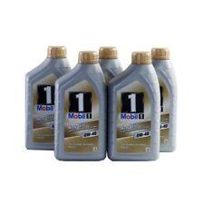 Mobil 1 NEW LIFE 0W-40 Motoröl 5x1L=5 Liter MB 229.3 229.5 BMW LF-01 ACEA A3/B4