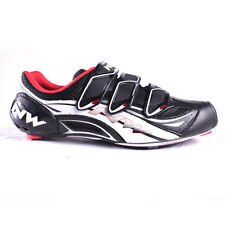 Northwave Typhoon EVO Men's Road Cycling Shoes Black/White EU 43