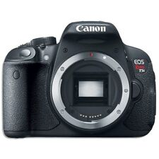 Canon EOS Rebel D700 T5i 18.0 MP Digital SLR Camera - Black (Body) - NEW