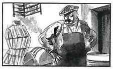 BÖTTCHER & SCHNEIDERPUPPE - René Georges HERMANN-PAUL - OriginalHolzschnitt 1927