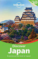 Japan Travel Guide & Pull-Out Map (NEW Book) By Lonely planet Latest Edition