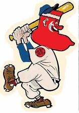 Boston Red Sox   MLB Baseball   1960's  Vintage Looking  Sticker  Decal