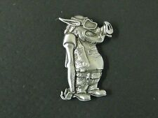 "HARLEY DAVIDSON GENUINE ROAD HOG 2005 PIN ""RARE"""