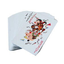 1 Deck Magic Trick Playing Cards - Svengali Stripper Marked Taper Poker  SK