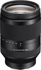 Open-Box: Sony - FE 24-240mm f/3.5-6.3 OSS Full-Frame E-Mount Telephoto Zoo