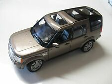 1:24 SCALE WELLY LAND ROVER DISCOVERY DIECAST SUV W/O BOX