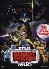 Robot Chicken: Star Wars - Episode II DVD Region 1