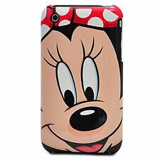 Disney Parks 3G/3GS IPHONE CLIP CASE MINNIE MOUSE DLR EXCLUSIVE NEW IN BOX