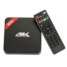 H96 Amlogic S905 4K Android 5.1 TV Box Quad Core 1+8GB -