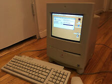 Apple Macintosh Color Classic M1600 14MB near perfect condition tested working