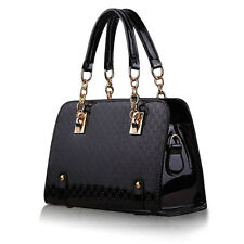 Lady Women Handbag Shoulder Bags Tote Purse PU Leather Lady Messenger Hobo Bag