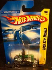 HOT WHEELS 2008 FE #6 -196-1 DRAGTOR GREN AMER NM CA