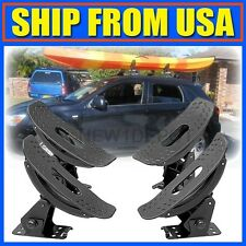 US Universal Kayak Carrier Roof Rack Cross Bars 1 Set/4 Saddles Canoe Boat ND