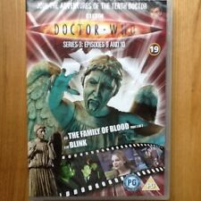 Doctor Who DVD Files #19: The Family Of Blood/Blink - NEW