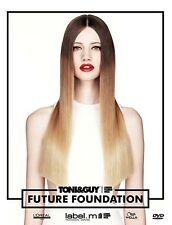 .TONI&GUY FUTURE FOUNDATION COLLECTION - 5 DVDs/CUTTING/HAIRDRESSING --