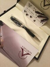 NEW VISCONTI OPERA BLACK LACQUER MECHANICAL PENCIL-BOXED/PAPERWORK