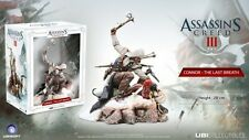 Assassins Creed III Connor The Last Breath Figurine Brand New
